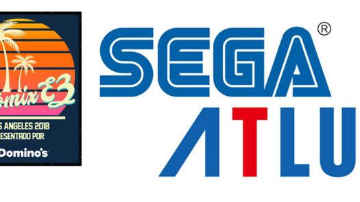 SEGA y Atlus anuncian su lineup para E3 2018