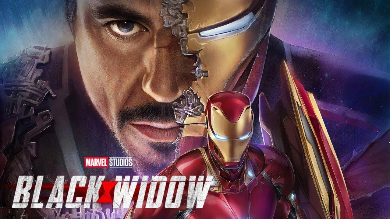 Robert Downey Jr. OFFICIALLY Returning As Iron Man For BLACK WIDOW (2020)