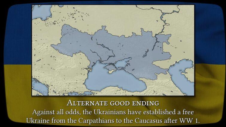 All Endings: Ukraine