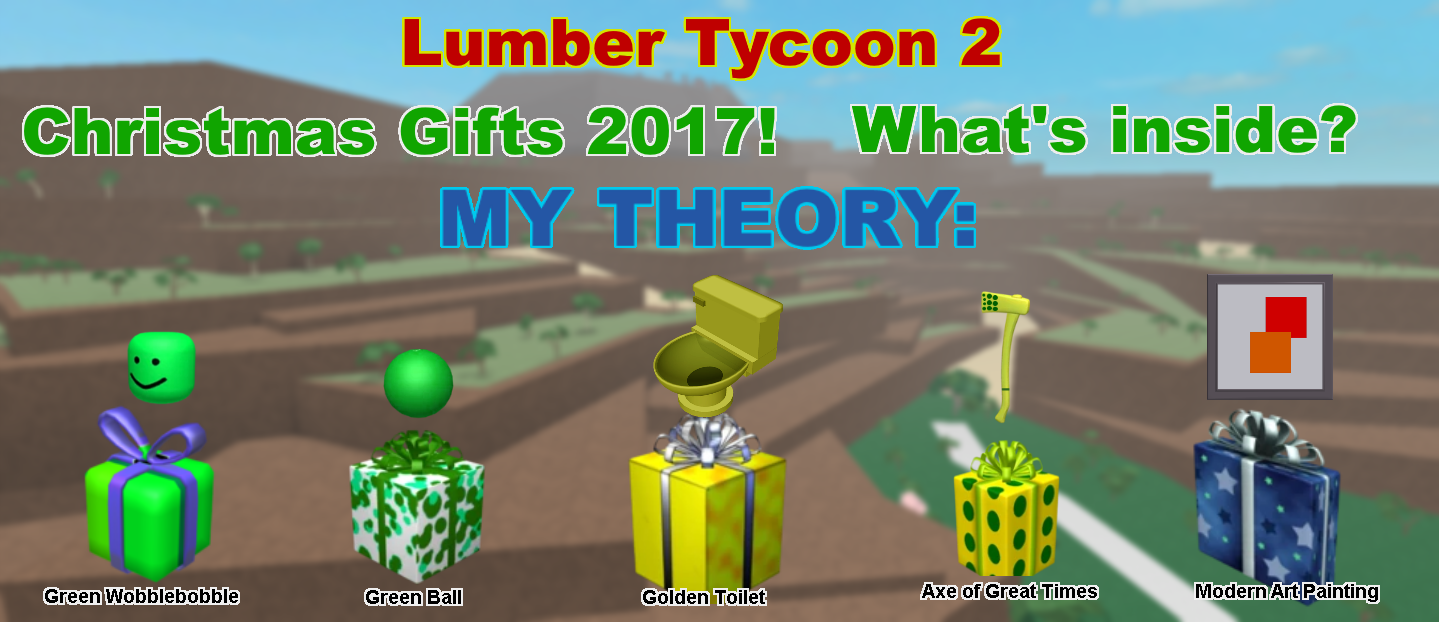 Lumber Tycoon Gifts 2020 Christmas Christmas Gifts Theory | Fandom