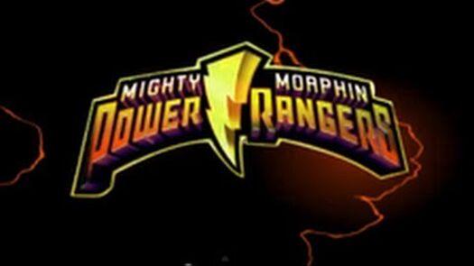 Power Rangers: New logo experiment