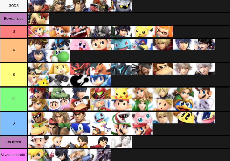 My OPINION On Smash Bros. Ultimate (Actually a Meme)