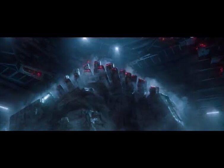 Godzilla Vs Kong China TV Spot - Mecha-Godzilla Reveal at the end (Fixed end screen)