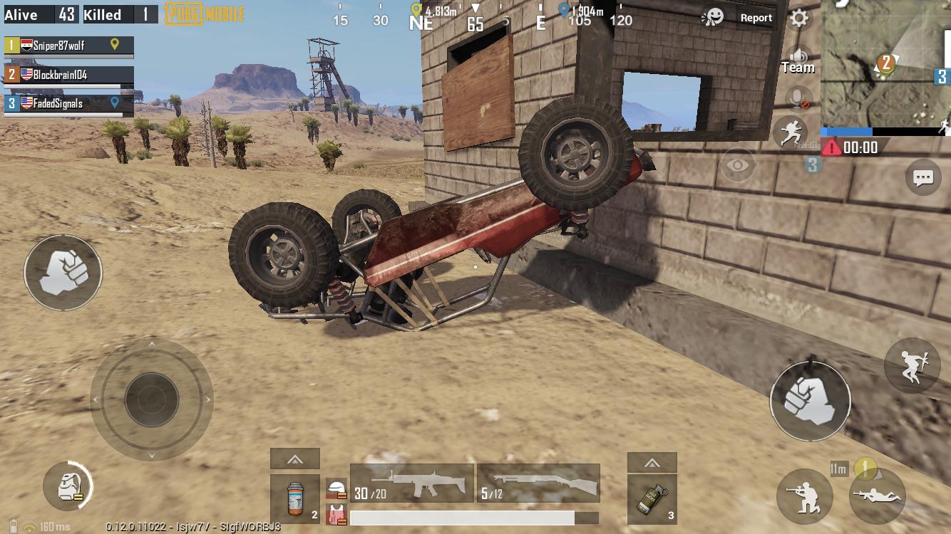 Driving skills level 200