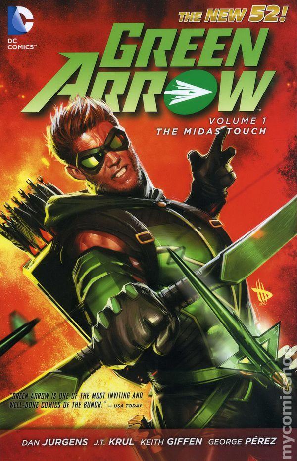 Green Arrow: The New 52! Part 1; the boring era