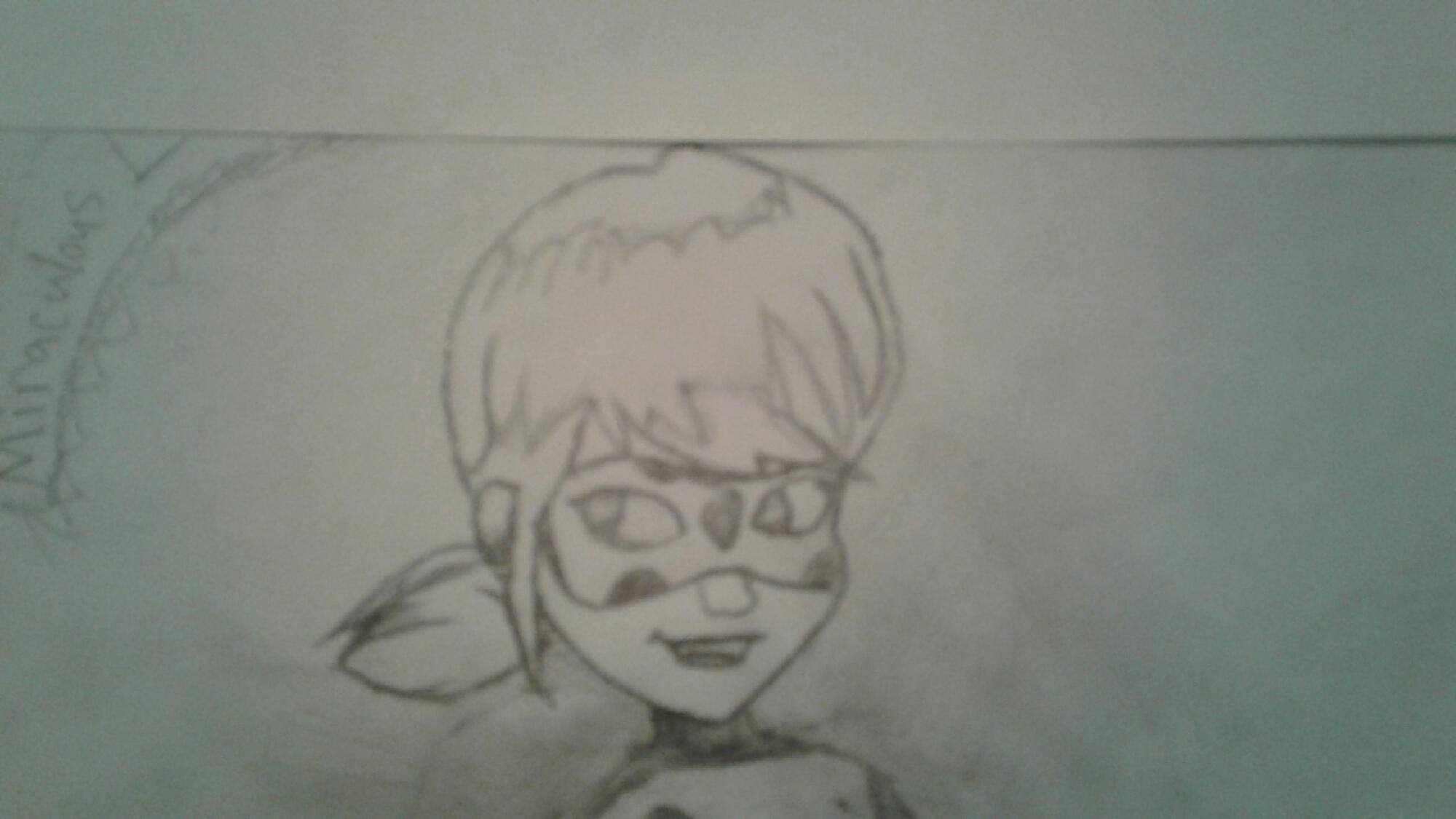 Look what I drew