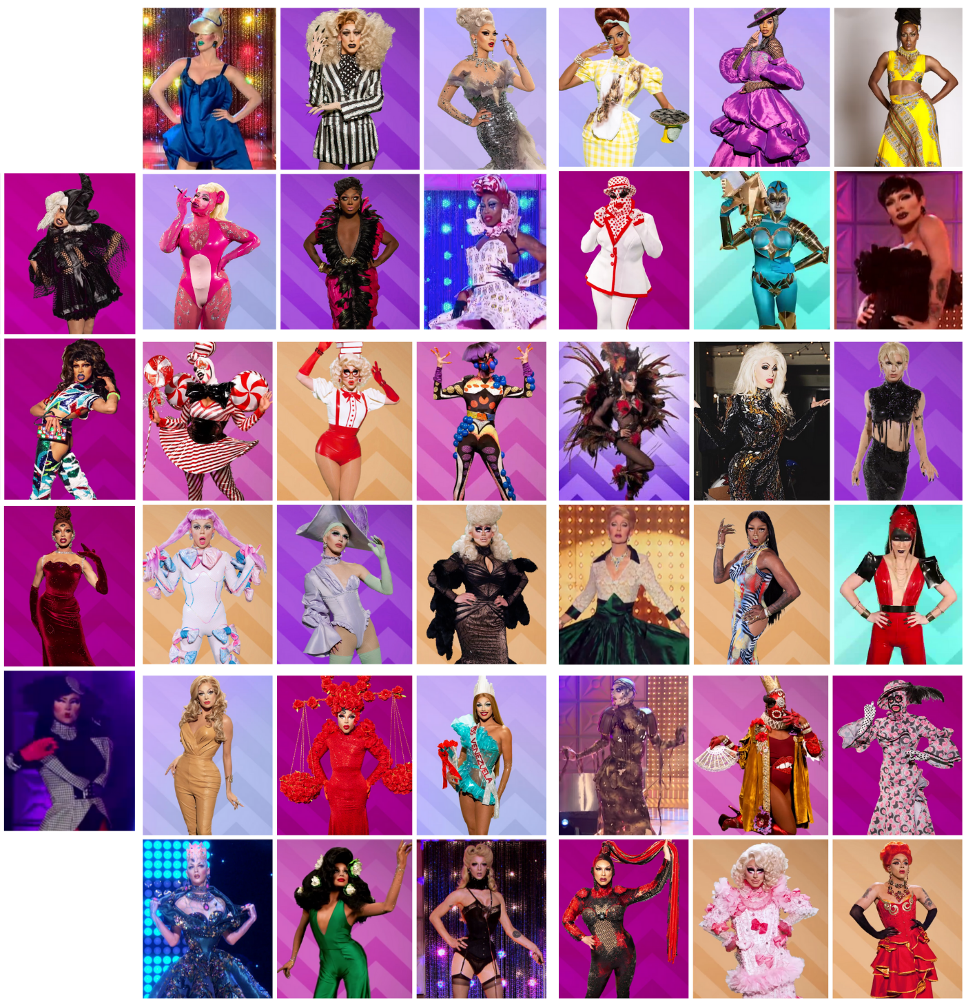 My Top 40 Rupaul S Drag Race Us Runway Looks Do You Agree Or Heavily Disagree With Any Of My Picks Fandom