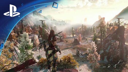 Horizon Zero Dawn - Gameplay Walkthrough [PS4]