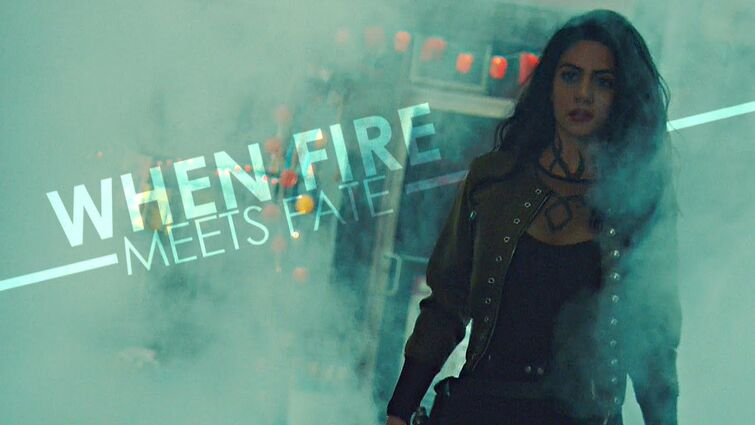 Shadowhunters || Fire Meets Fate
