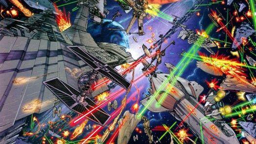 La bataille de Deepspace Besh : Quand Dark Vador égorge «presque» l'Alliance Rebelle.  -  Hondo décrypte star wars pour vous !