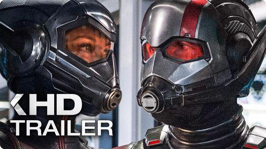 ANT-MAN 2: And The Wasp Trailer German Deutsch (2018)