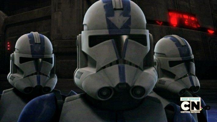 Clone of the week (Week One) Sergeant/Commander Appo (CC-1119)   Fandom