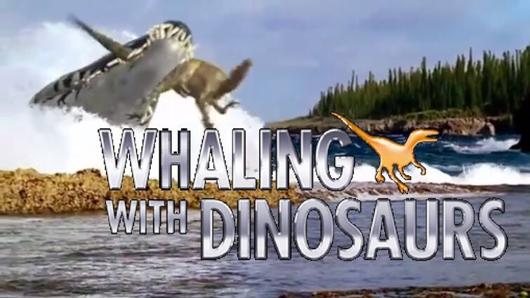 [YTP] Whaling with Dinosaurs