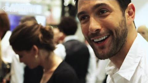 Noah Mills and Laetitia Casta for Dolce & Gabbana Pour Femme Pour Homme FashionTV
