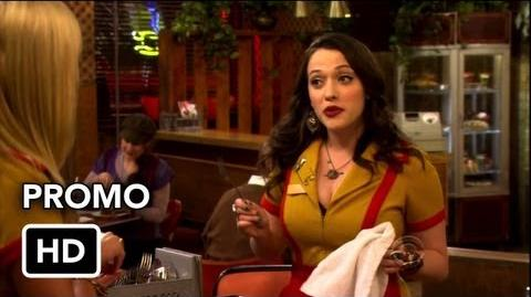 """2 Broke Girls 2x02 Promo """"And the Pearl Necklace"""" (HD)"""