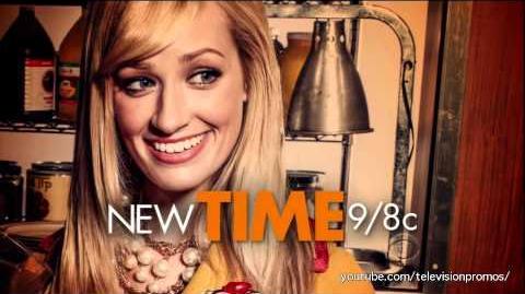 "2 Broke Girls Season 2 ""New Time, New Season"" Promo (HD)"