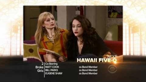 "2 Broke Girls 1x02 - ""And the Break-up Scene"" Promo (HD)"