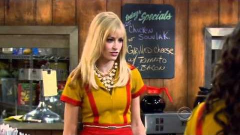 2 Broke Girls 1x13 - And The Secret Ingredient Promo