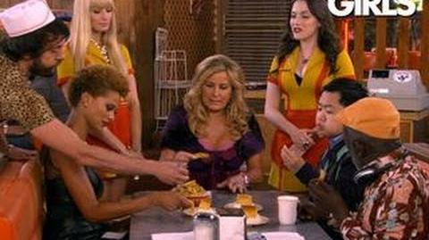 2 Broke Girls - A Fry-Sexual Experience