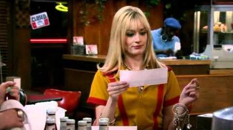 2 Broke Girls - Olegs Offer (S01E05 And the 90s Horse Party)