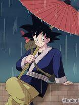 Adult Goku
