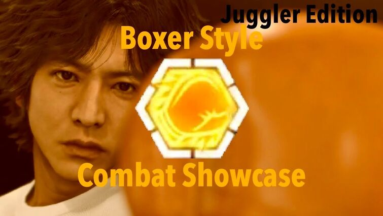 Boxer Style Juggle Combos - Lost Judgment