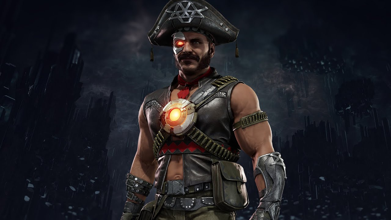 MORTAL KOMBAT 11 - KANO (Skin Exclusiva do Brasil)