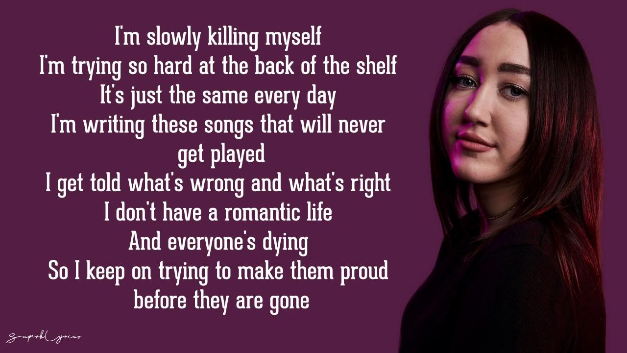 Noah Cyrus - Lonely (Lyrics)