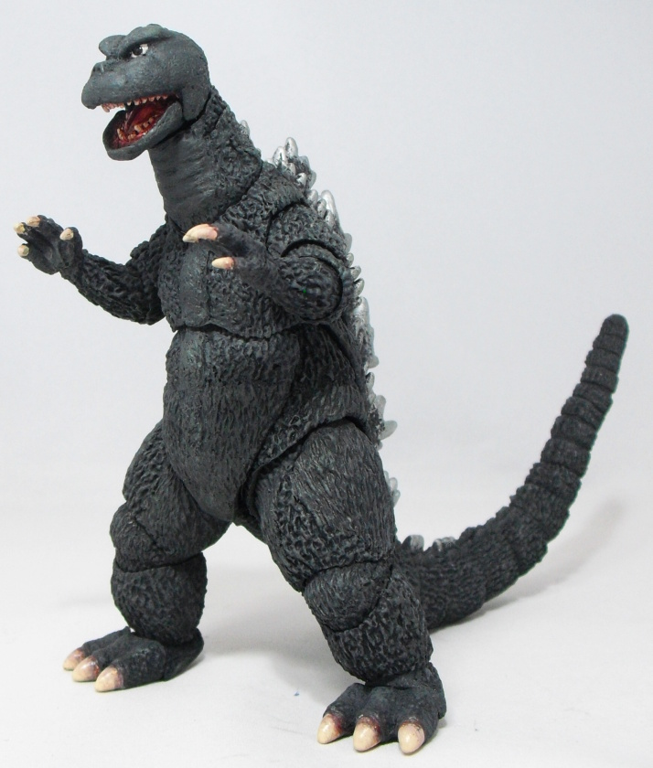 Custom Godzilla 1968 Figure Fandom