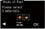 Fuel-ingredients