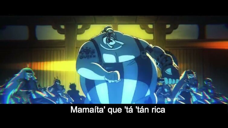 QUEEN LA MAMA DE LA MAMA (One Piece)