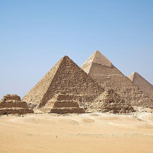 Egyptian pyramids - Wikipedia