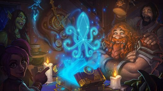Blizzard teasing Hearthstone announcement for July 12—could it be a new expansion?