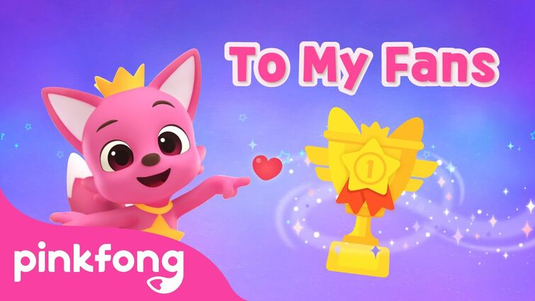 To My Fans 💕 | 50 Million Subscribers Special | Thank you for Your Love | Pinkfong Baby Shark