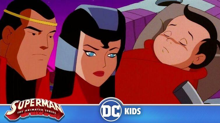 Superman: The Animated Series | Last Day On Krypton | DC Kids