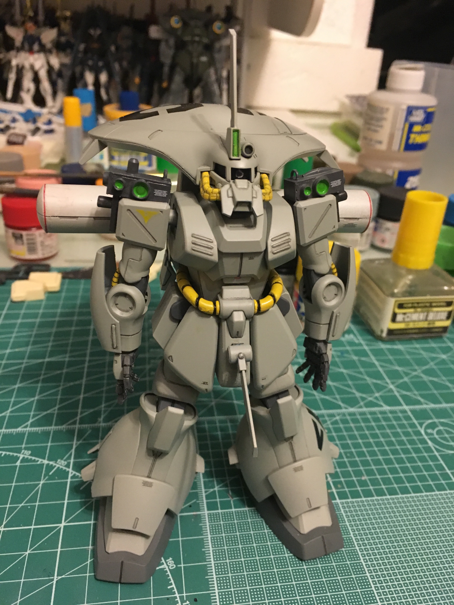 HUGC kitbash project
