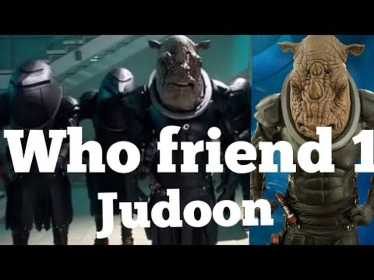 Doctor who| Who Friend 1 Judoon