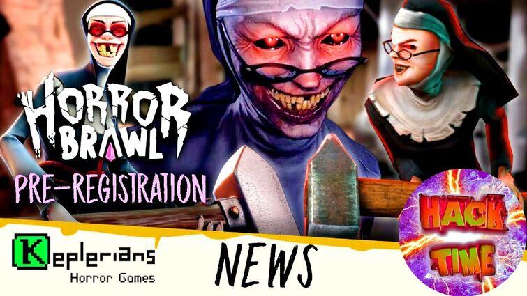 РЕГИСТРАЦИЯ НА Horror Brawl УЖЕ ДОСТУПНА! ЧТО БУДЕТ В Evil Nun: Maze? - Keplerians НА РУССКОМ