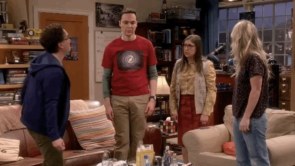 The Big Bang Theory on Twitter