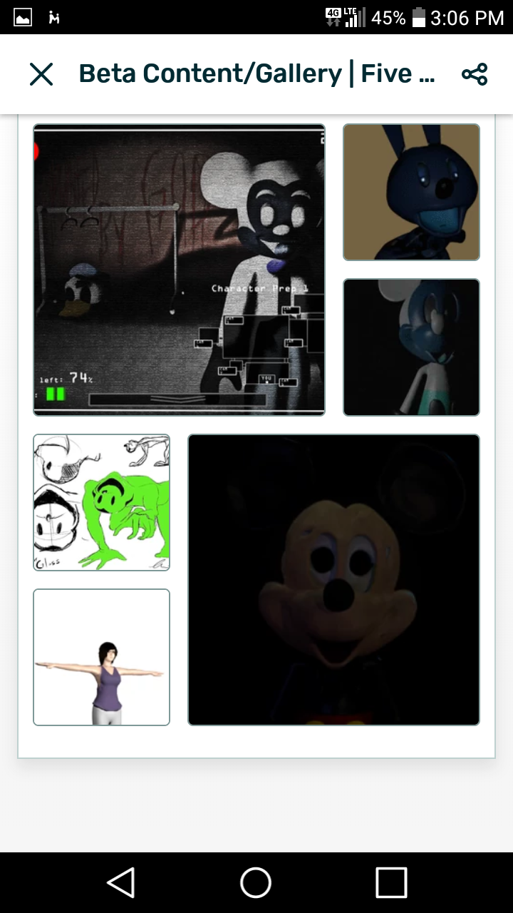 When I clicked gallery, I was TERRIFIED.