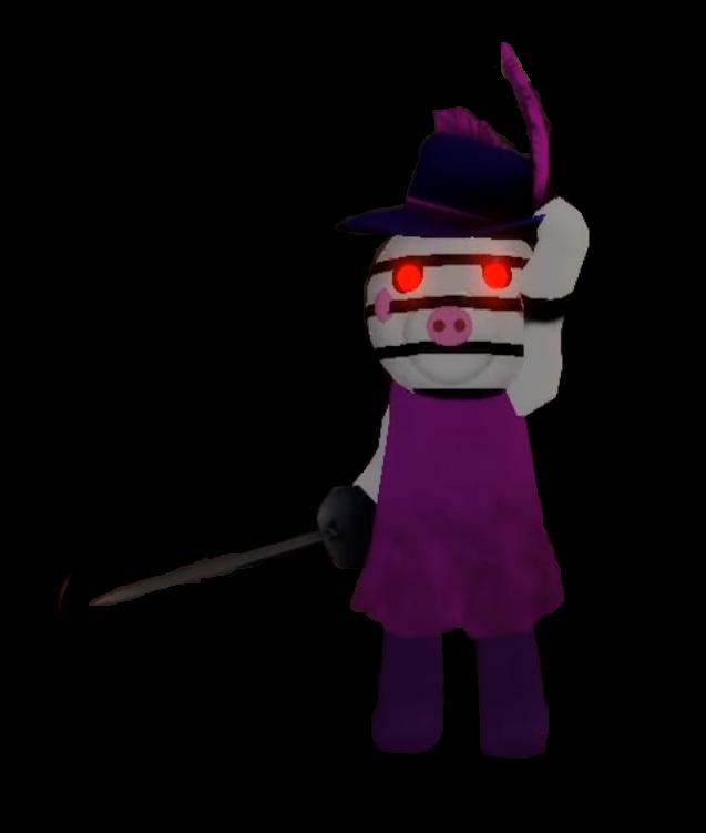Roblox Piggy Zizzy Animation Meme Masked Pig Round 6 Fandom
