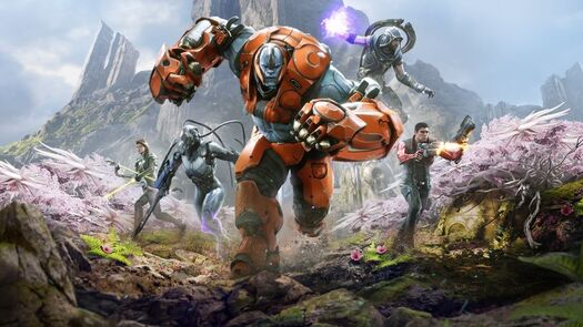 Epic's giving away $12M worth of Paragon game assets for free