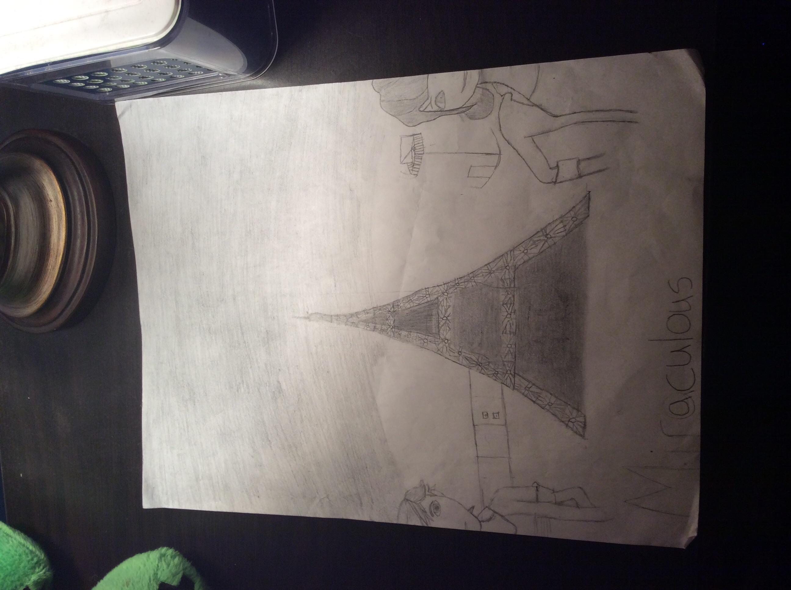 Eiffel Tower Adrienette (Update)
