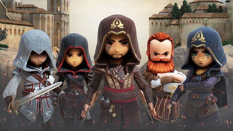 Assassins Creed: Rebellion, ya disponible