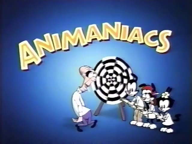 Cartoon Network Animaniacs Powerhouse Bumper Compilation (Blue)