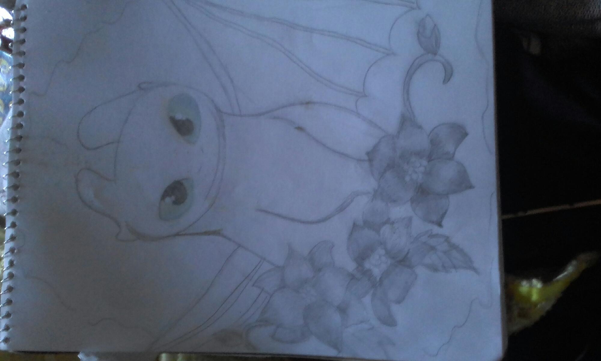 Miren mi dibujo...¿me salio?