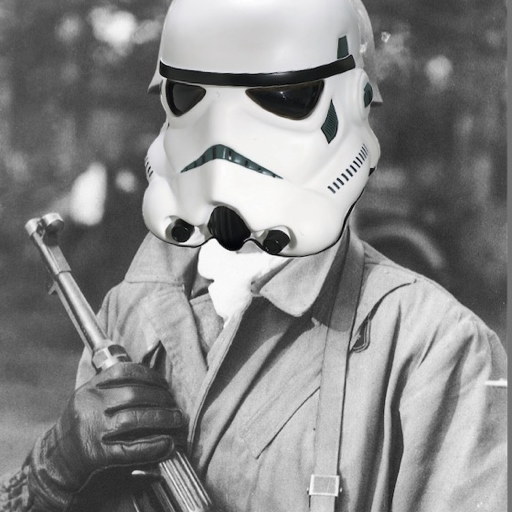 Masked Trooper's avatar