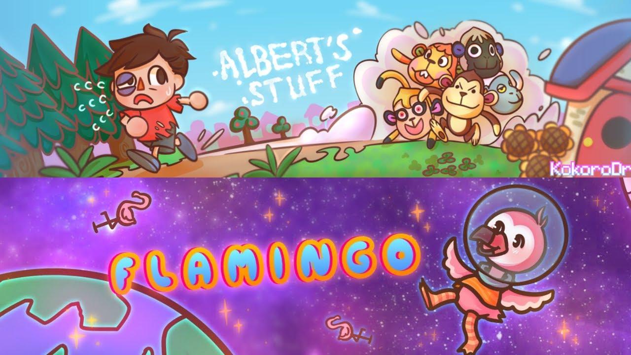 The History Of Flamingo / AlbertsStuff   BryanRMX