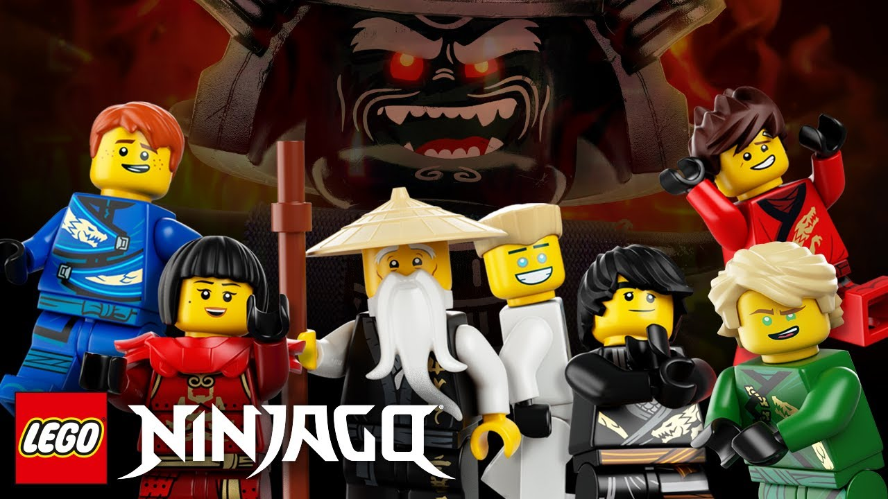 LEGO NINJAGO Explained | Everything You NEED to Know about LEGO NINJAGO