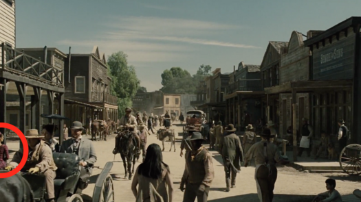 'Westworld' Fans Can't Tell If This Is a Blooper or a Genius Clue